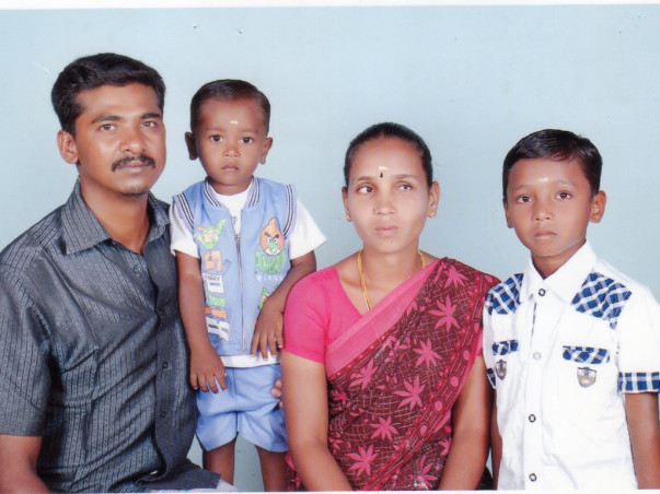 I am fundraising to save 3 year old Dhivagar