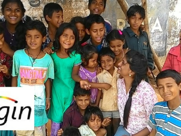 I am running the Bengaluru marathon this October to support 30  slum children in Bangalore! Every support counts.