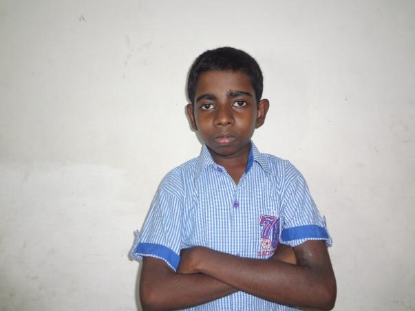 I am fundraising to help Sreehari Kannan undergo a kidney transplantation