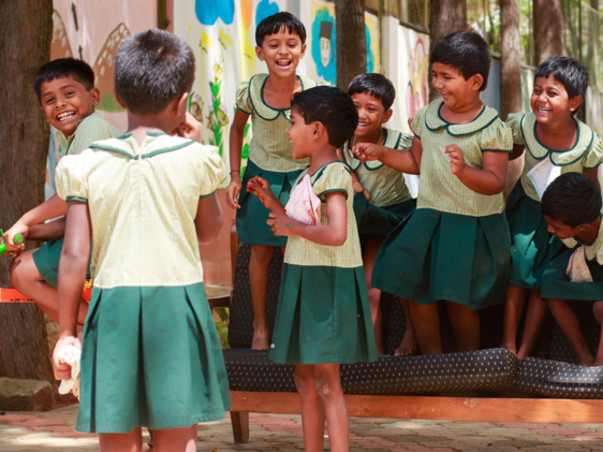 Fundraising to set up an English lab for our children at Shishu Mandir  - every support counts!