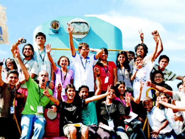 I am fundraising to help me be a part of Jagriti Yatra- Yaaron chalo badalne ki rut hai