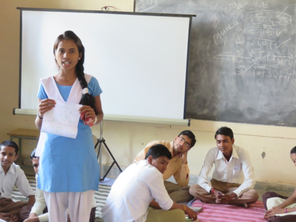 I am fundraising to help rural students to get into colleges of their choices
