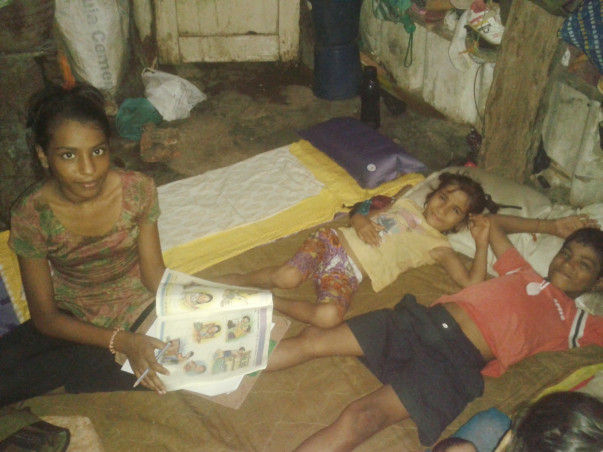Fundraising for Year 5 - Help kids from the slums get an education