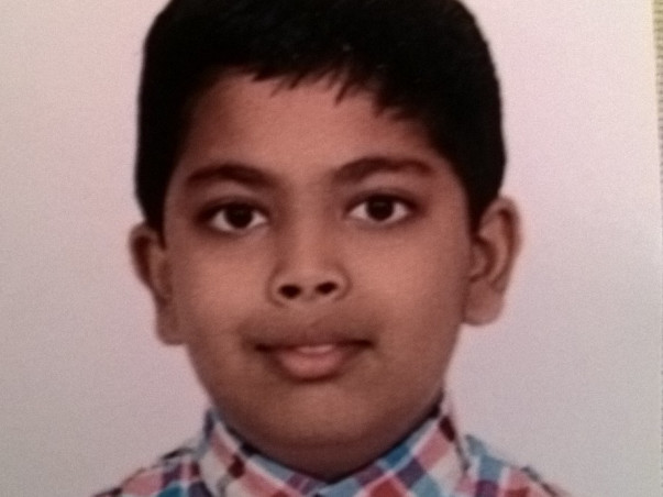 I am fundraising to help little Angel Ajinkya suffering from Blood cancer