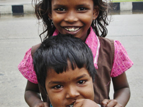 I am fundraising to bring Smiles on the face of many Street Children this Winter... Come share the Warmth...