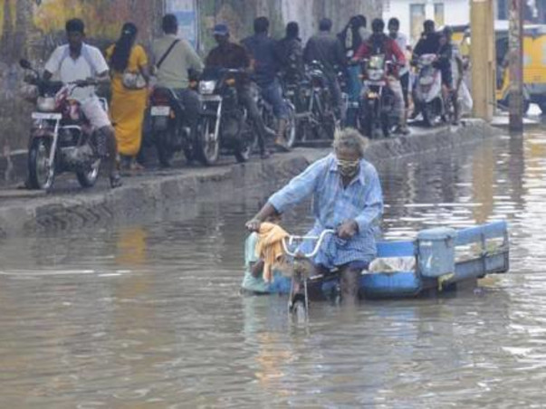 I am fundraising for Chennai Flood relief.