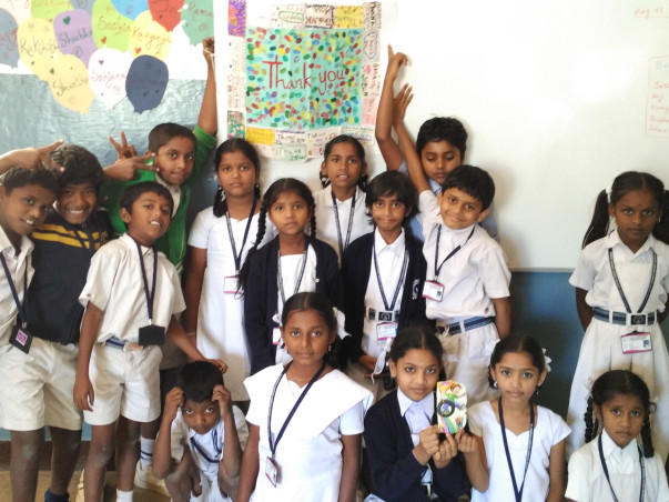 I am fundraising to empower these kids with knowledge