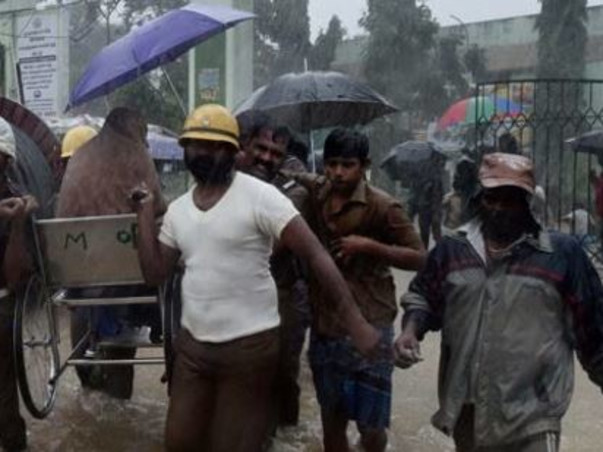 Support to restore Chennai