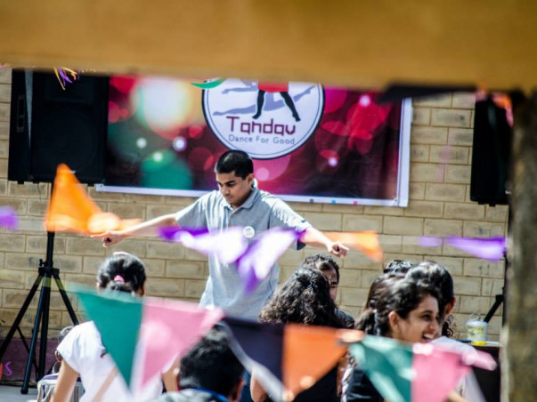 I am fund raising for Tandav 2015 i.e. Ananda Tandav which would become a platform for many to shed their inhibitions and dance their heart out.