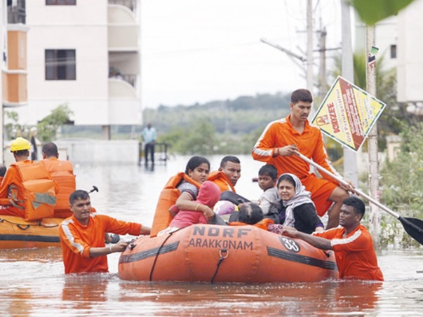 I am fundraising to rebuild Chennai