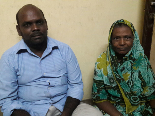 I am fundraising to help Rahima for the surgery of her father