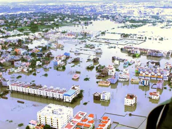 I am fundraising to help Chennai
