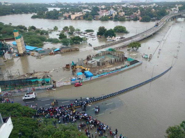 I am fundraising to lONG TERM RELIEF AND REHABILITATION OF CHENNAI-CUDDALORE FLOOD VICTIMS