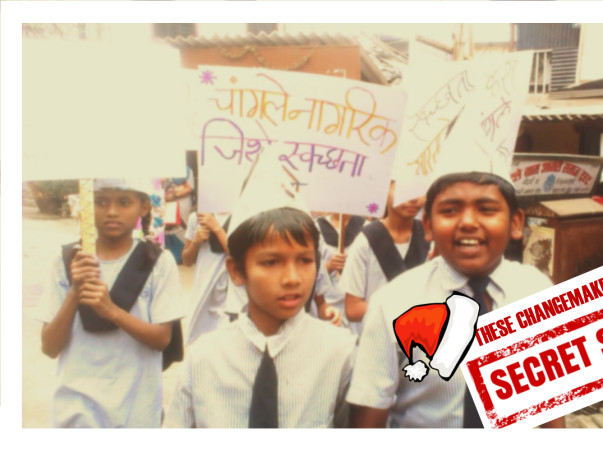 Transform children from vulnerable backgrounds into changemakers. Join me as Secret Santa!