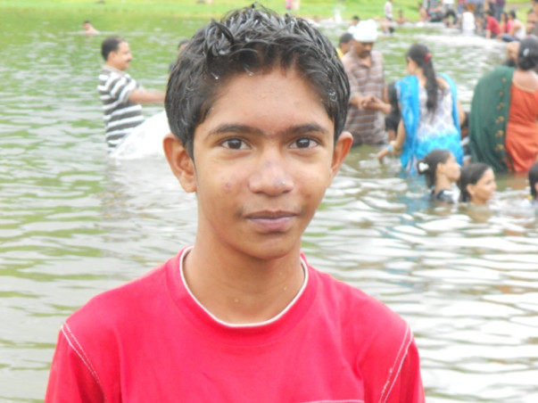 Fundraising to help Dhanesh..