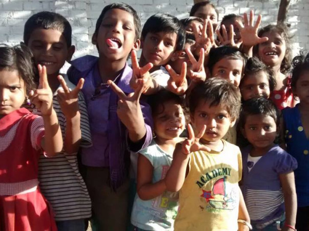 Fundraising to eradicate malnutrition among children in Pune. Every support counts!