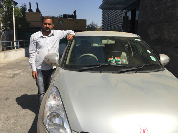 Help this Uber partner save his 7 month old pre-mature baby