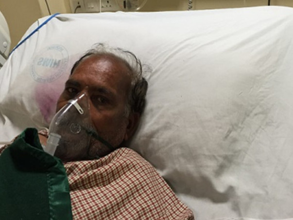 Help  Bhanu Survive his medical burden acute inferior wall myocardial Infraction