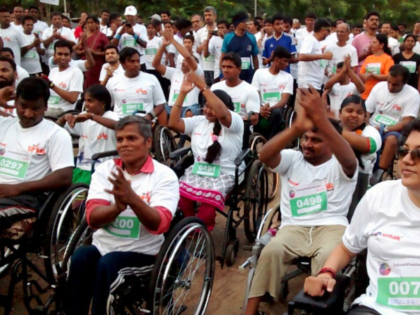 Support The Disabled Through A Wheelchair Donation Drive