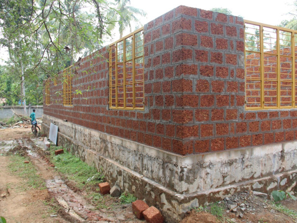 Student Home for Girls from poor families in Kerala, India