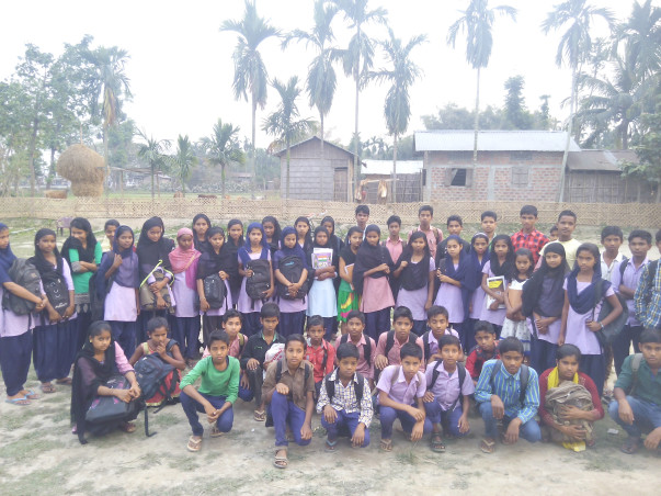 Help the student from government school to get quality education