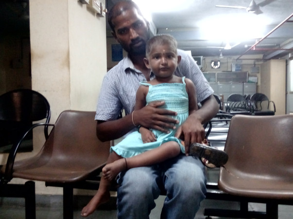 Save My 3-Year-Old Daughter Fighting A Dangerous Blood Disorder