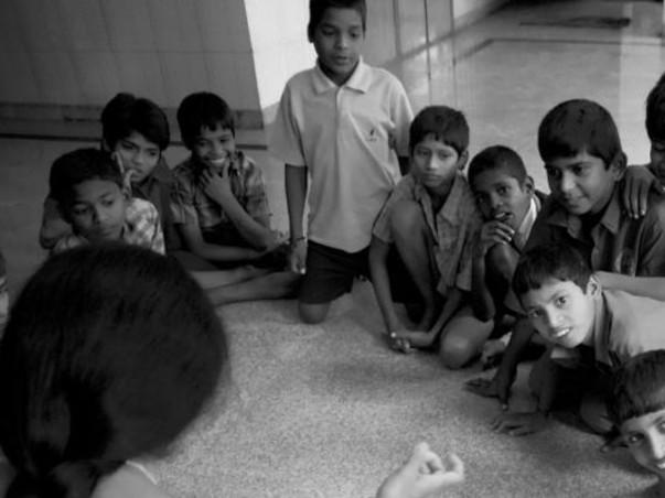 Organising a summer camp for underpriviledged children