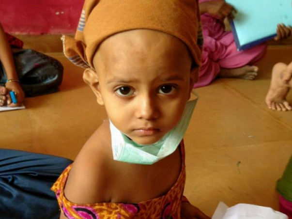 Help for Children affected by Paediatric Cancer