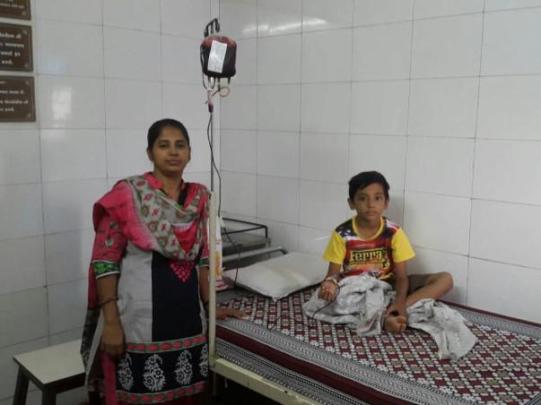 Help Malhar Undergo A Bone Marrow Transplant