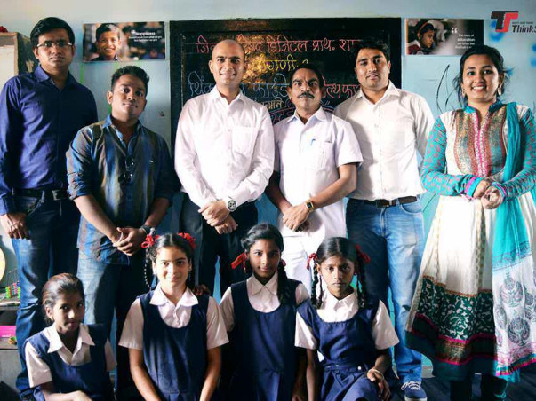 Join Us To Build A 'StudyMall' for rural children