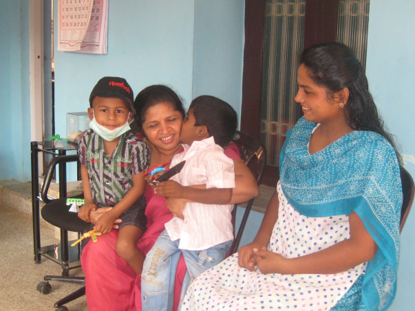 #BeBoldForChange. Sheeba needs your support helping cancer patients