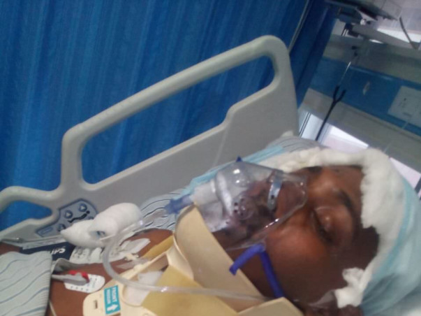 Support Sathya Raj For His Severe Head Injury