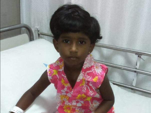 Urgent -Please Help for 4 yrs old child 's heart Surgery