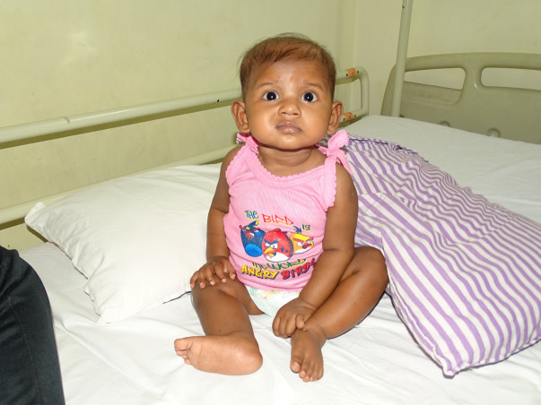Help 9-Month-Old Baby Fight Blood Cancer