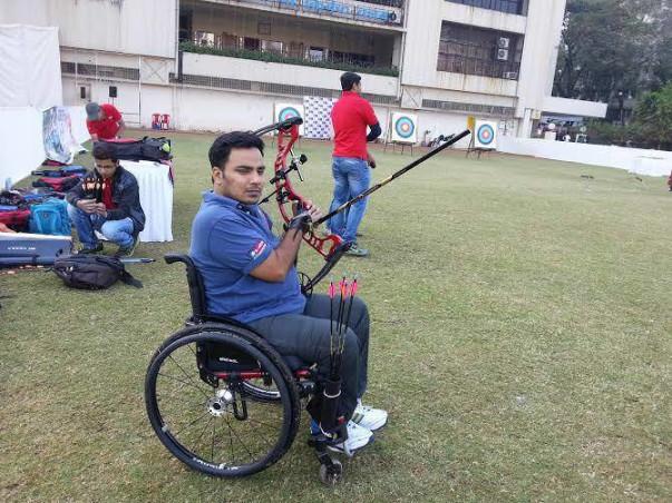 Help Adil fulfil his Asian Para Archery Championship dream