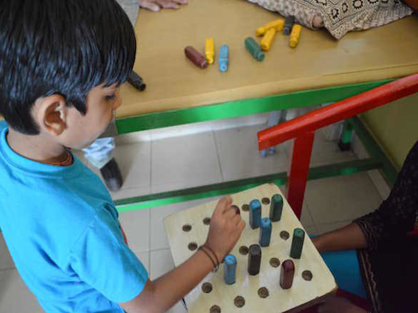Help us build a pre-school for kids with disabilities