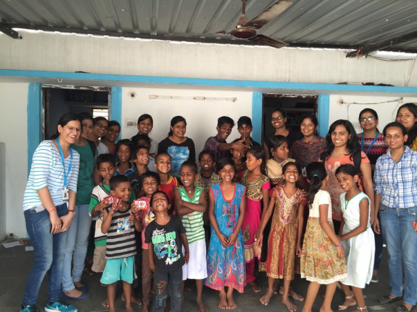 Educate 31 children for a year
