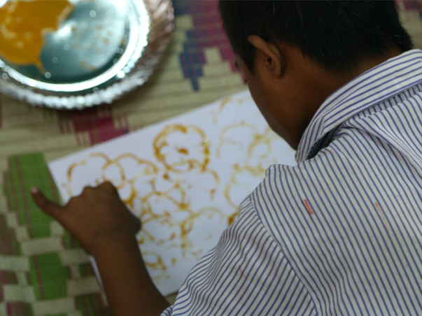 Support Special Education Through Art !