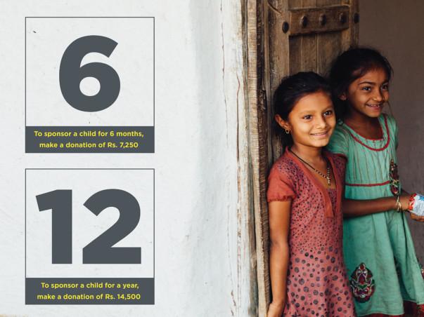 #BeBoldForChange. Support India's first agri-based school.