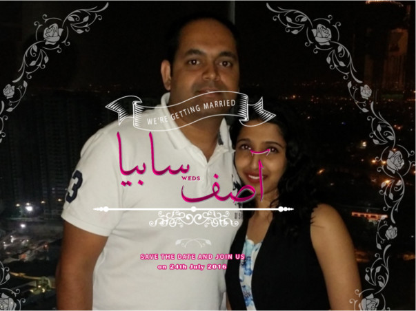 Gift a Donation - Sabia weds Asif