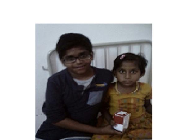 Help save 6 year old Sridharshini from a rare blood disorder