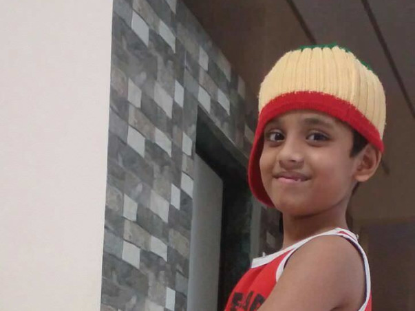 Help 8 year old Vibhor fight Congenital Brain Condition