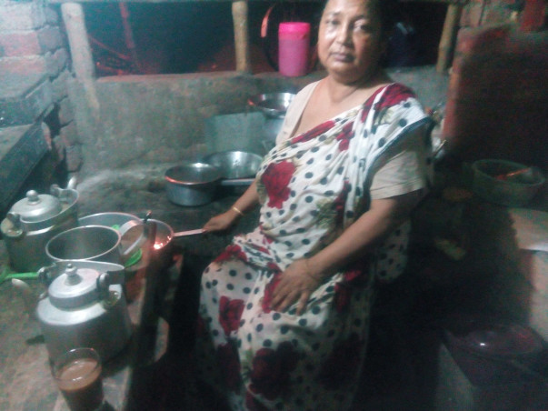 Help 65 Years Old Rani Survive With Self Respect