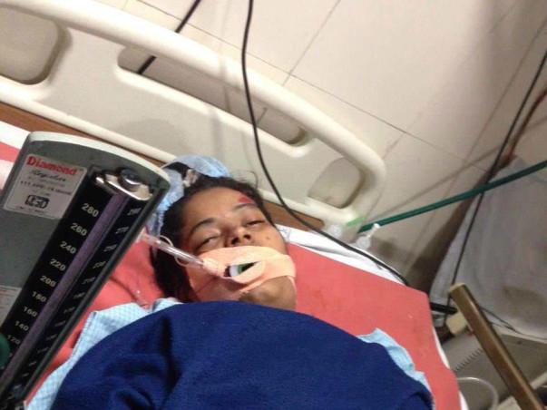 Lakshmi is in a coma and is in need of urgent help