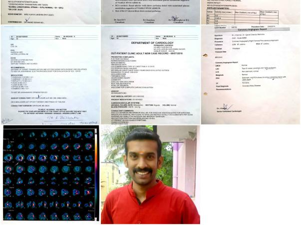 Help Mohan for Heart Surgery