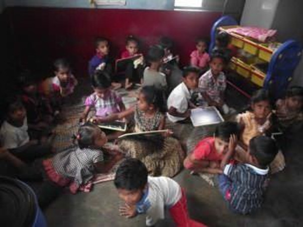 Peace Ride: Holistic Development for Kids, Yemlur