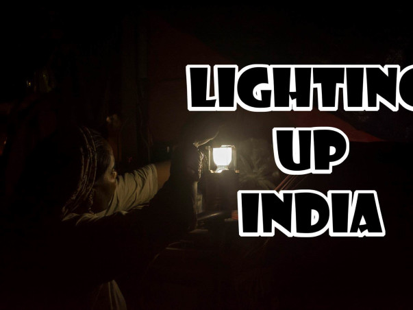 Running leh marathon to fundraise solar lantern in homes with no power
