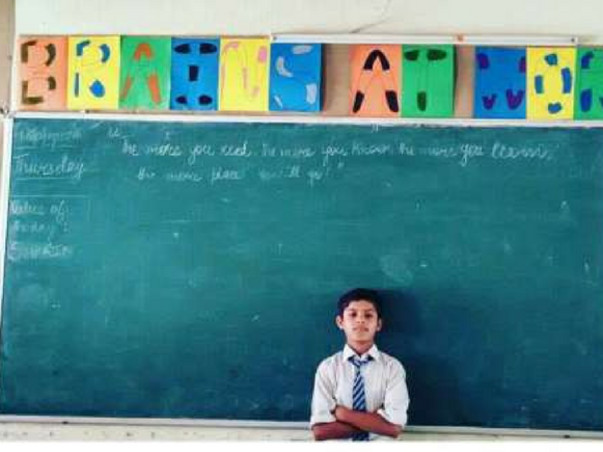 Support Harsh's 75 Government School Students