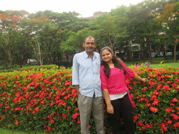 Save my Dad: my real Hero