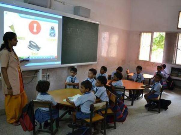 Smart Classes for Rural India & Small Institutes